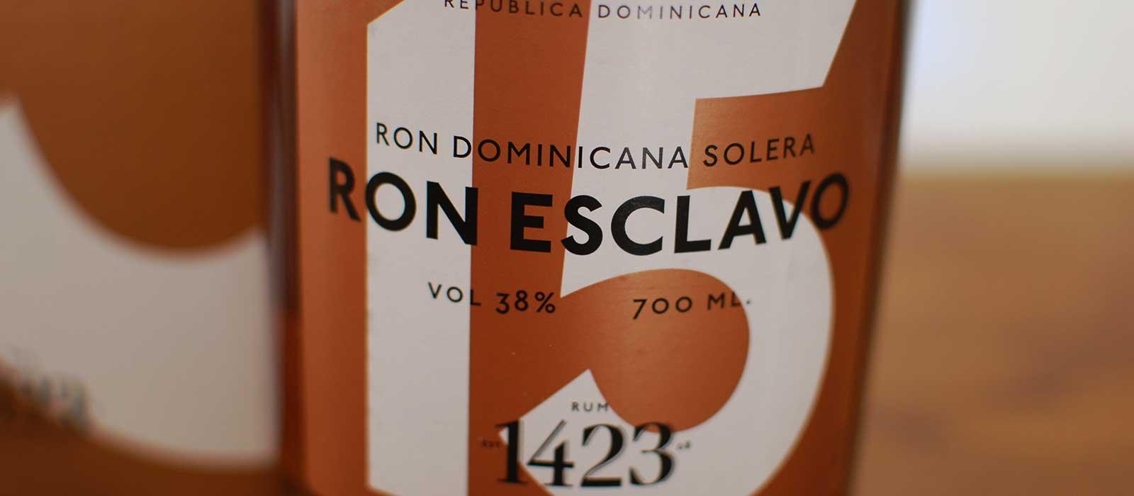 Femte plats 2015: Ron Esclavo 15