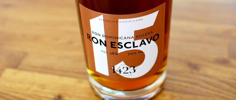 24 Days of Rum: Dag 1 – Ron Esclavo 15