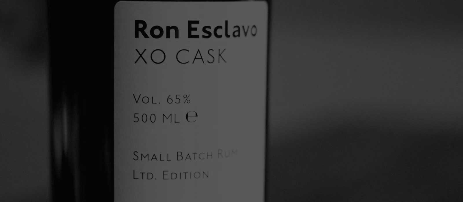 Månadens rom februari 2018: Ron Esclavo XO Cask