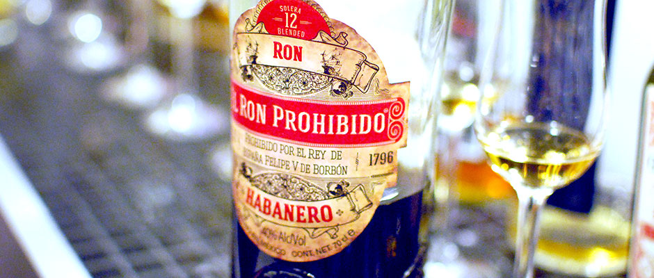 24 Days of Rum: Dag 14 – El Ron Prohibido