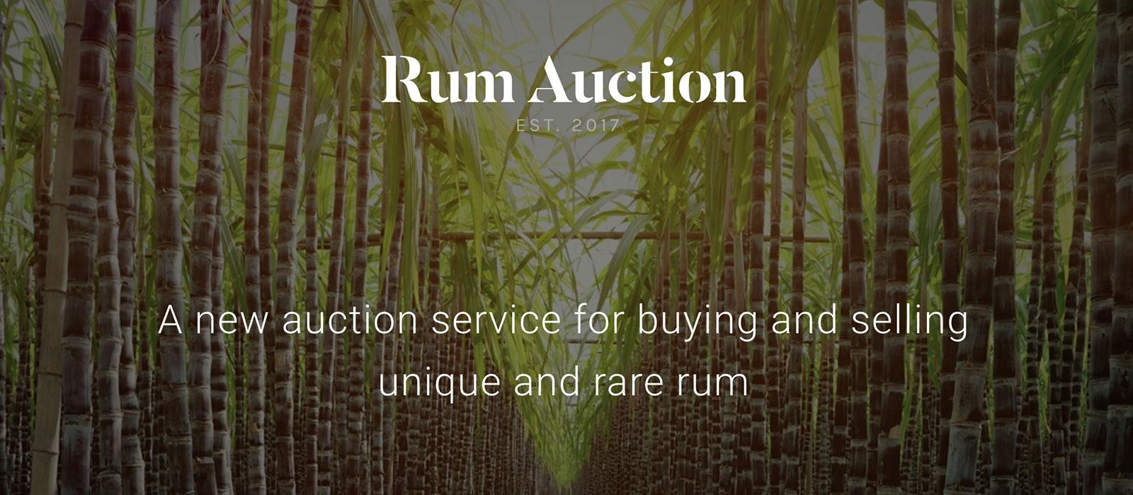 Ny auktionssajt för rom på gång – Rum.auction
