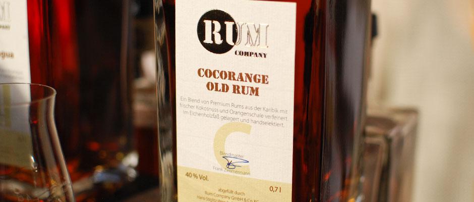 Nionde plats: Rum Company Cocorange