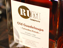 Rum Company Old Guadeloupe Calvados