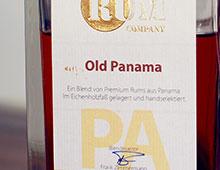 Rum Company Old Panama