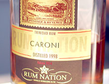 Rum Nation Caroni 16 Years 1998