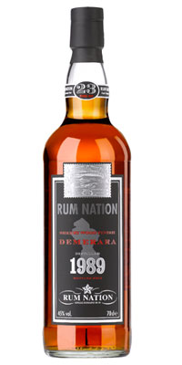 Rum Nation Demerara 23