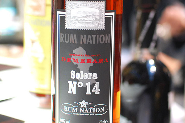 Rum Nation Demerara Solera N°14