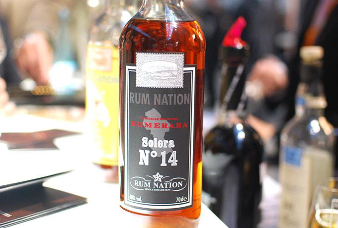 Rum Nation Demerara Solera N°14