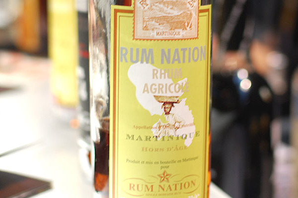 Rum Nation Martinique Hors d'Age