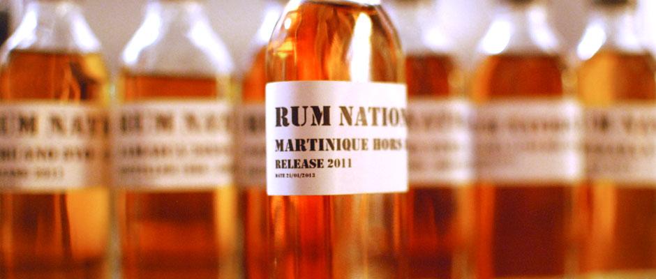 Rum Nation Martinique Hors d'Age