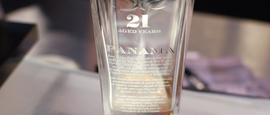 Tredje plats: Rum Nation Panama 21