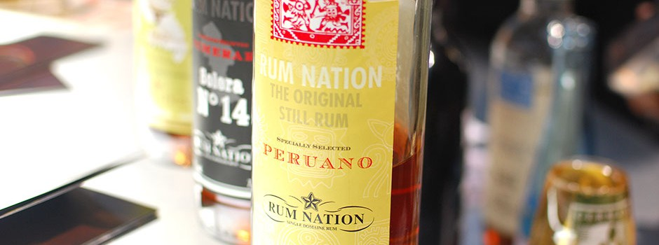 Rum Nation Peruano 8