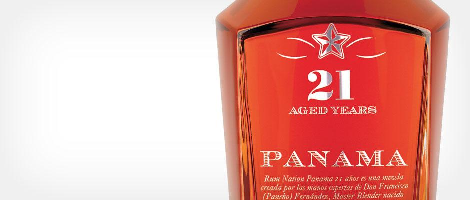 Månadens rom augusti 2013 – Rum Nation Panama 21