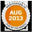 Månadens rom augusti 2013