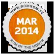 Månades rom mars 2014