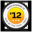Årets rom guld 2012