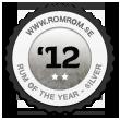 Årets rom silver 2012