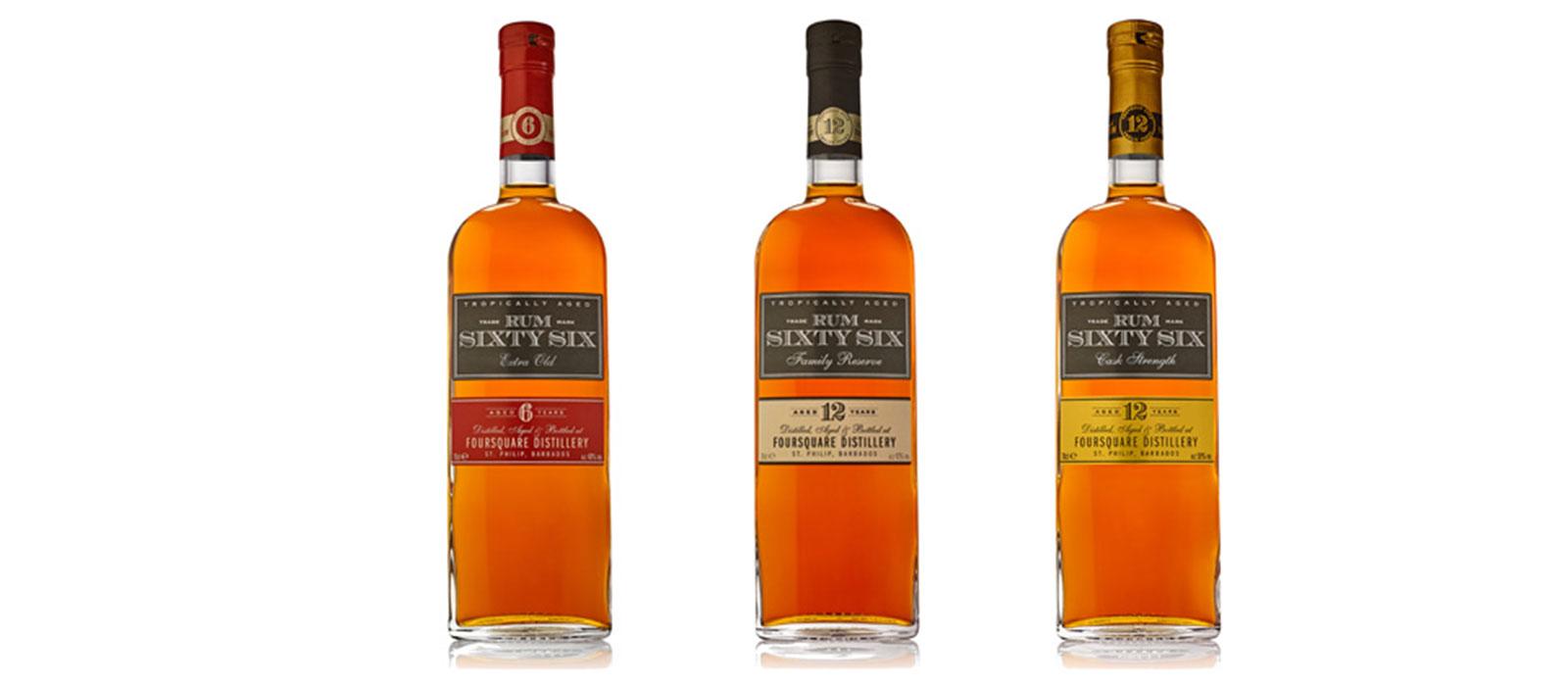 Rum Sixty Six utökar sin kollektion