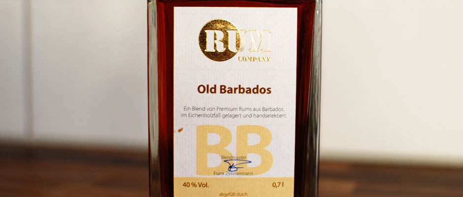 24 Days of Rum: Dag 7 – Rum Company Old Barbados