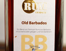 Rum Company Old Barbados