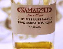 Samaroli Barbados 1996