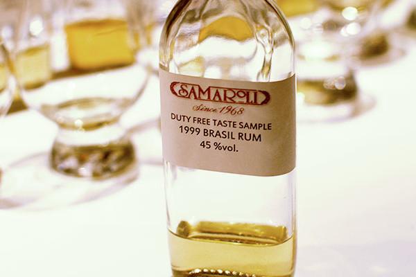 Samaroli Brazil 1999
