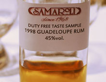 Samaroli Guadeloupe 1998