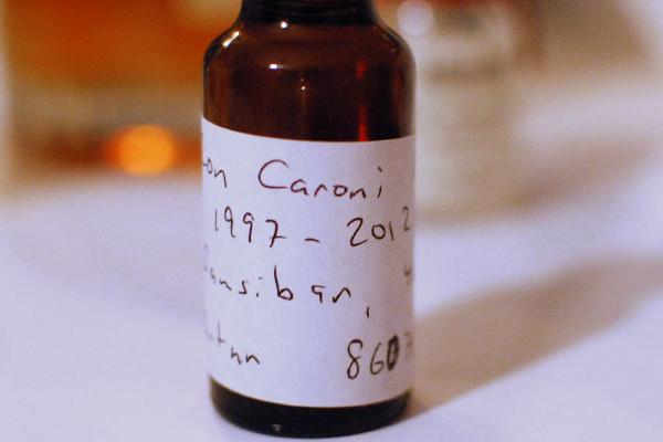 Sansibar Caroni 1997