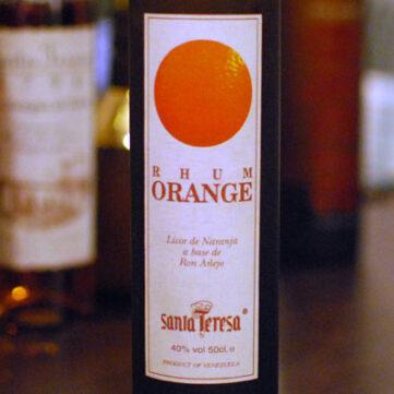 Santa Teresa Rhum Orange