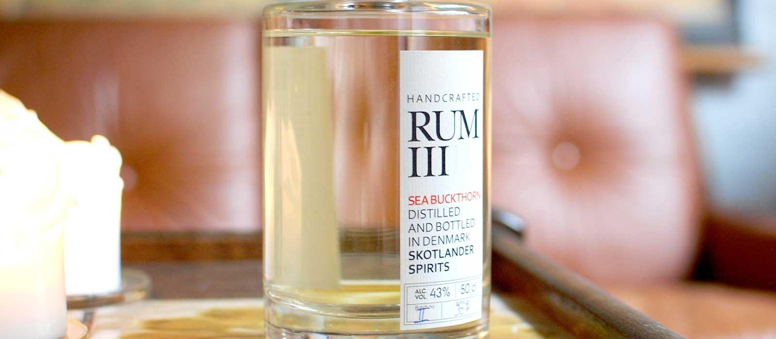 Fjärde plats 2015: Skotlander Rum III Sea Buckthorn