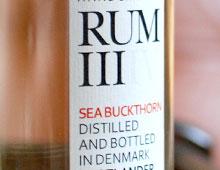 Skotlander Rum III Sea Buckthorn