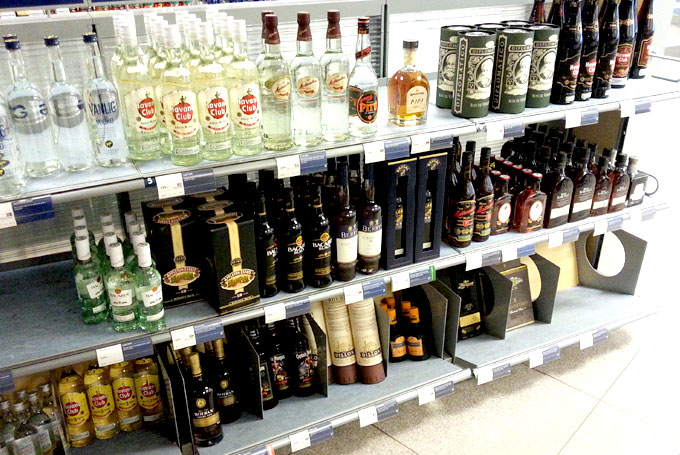 Systembolaget rom