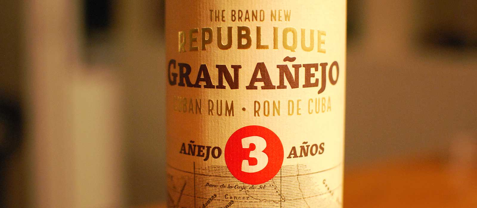 Tionde plats 2016: The Brand New Republique Gran Añejo