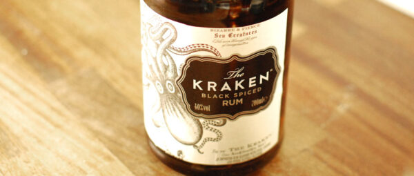 The Kraken Black Spiced