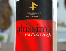 Träkumla Altissima Bigarrå