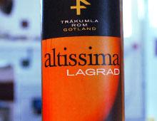 Träkumla Altissima Lagrad