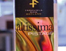 Träkumla Altissima Pistage