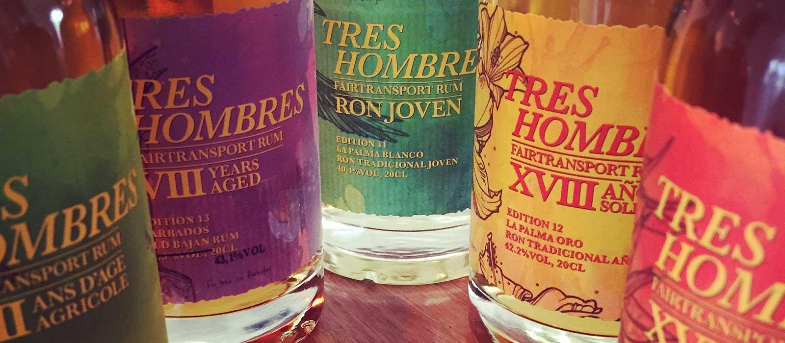Tres Hombres 2016 – provning på gång!
