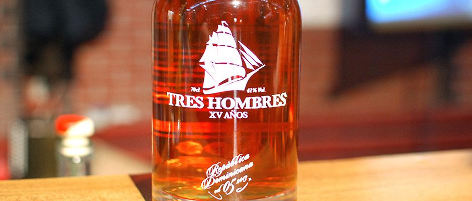Månadens rom december 2013 – Tres Hombres 2013 Edition 05