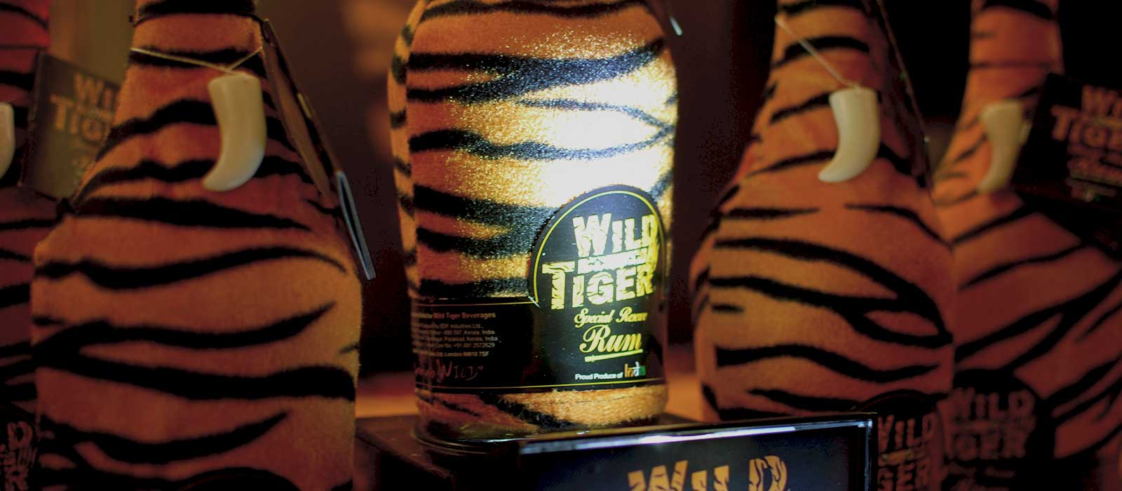24 Days of Rum 2016: Dag 3 – Wild Tiger Rum