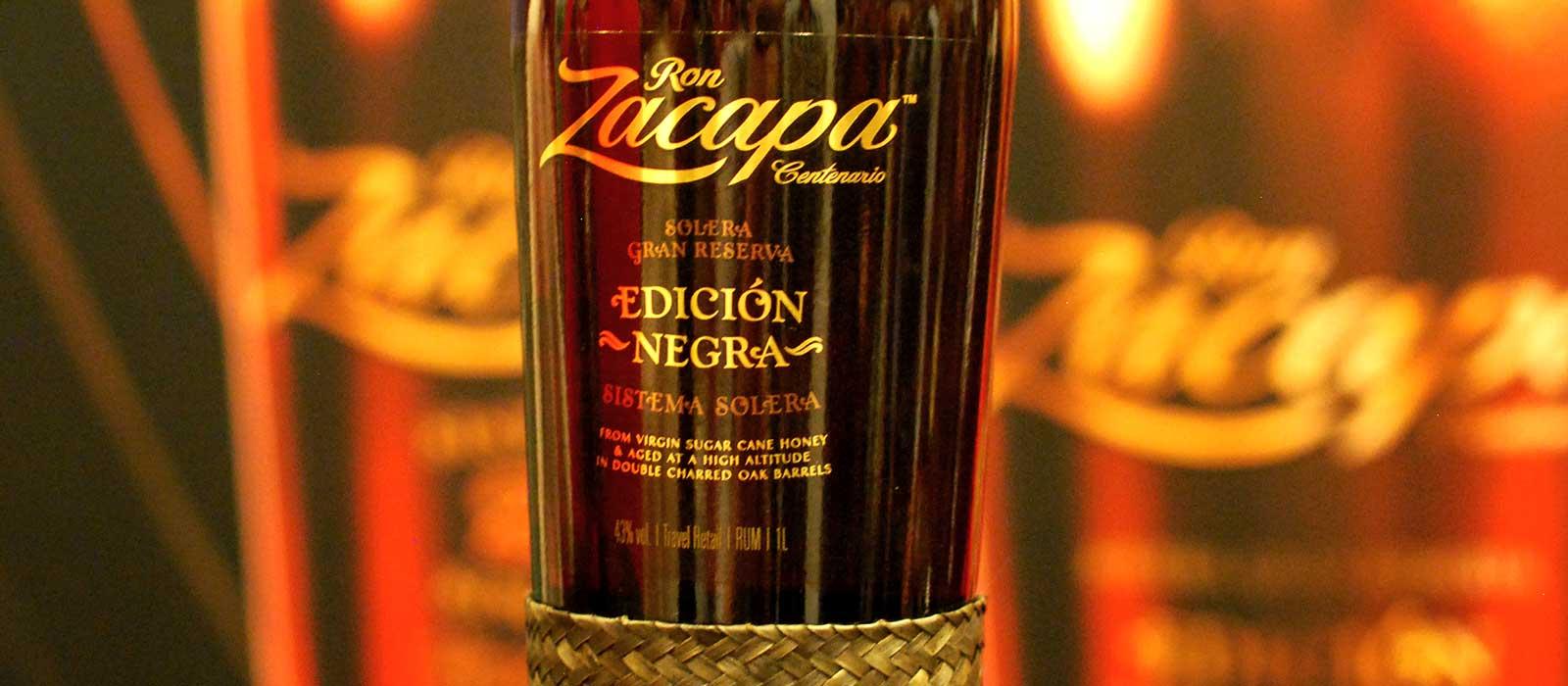 Pressrelease: Zacapa Edición Negra